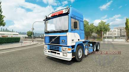 Volvo F16 Nor-Cargo v1.2 para Euro Truck Simulator 2