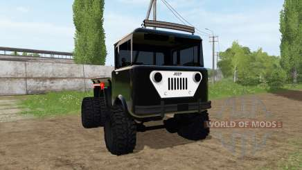 Jeep FC-170 para Farming Simulator 2017