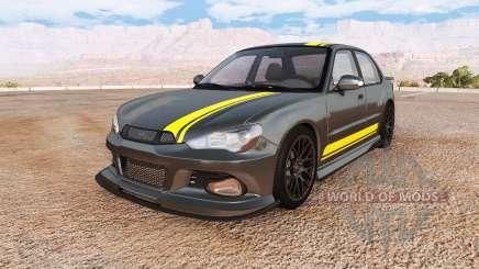 Hirochi Sunburst RS custom para BeamNG Drive