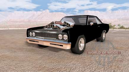 Plymouth Road Runner v1.2 para BeamNG Drive