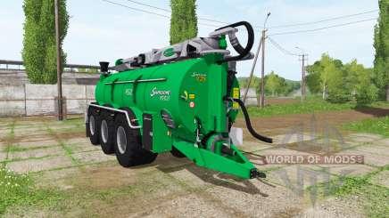 Samson PG II 27 v1.2 para Farming Simulator 2017
