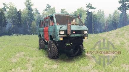 RAF 2203 Goblin v1.4 para Spin Tires