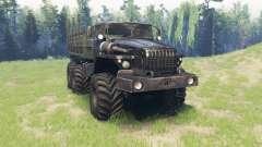 Ural 4320-41 v6.0 para Spin Tires