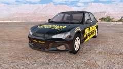 Hirochi Sunburst student driver v1.01 para BeamNG Drive