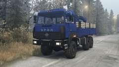Ural 4320-3111-78 v1.2 para Spin Tires
