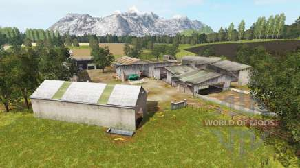 Dorfbach and Grunwald para Farming Simulator 2017