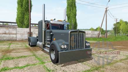 Kenworth W900A long para Farming Simulator 2017