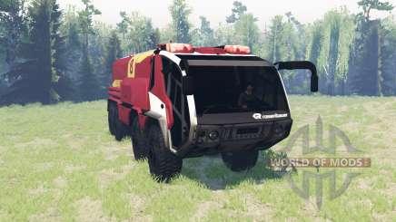 Rosenbauer Panther 8x8 CA7 v0.9 para Spin Tires