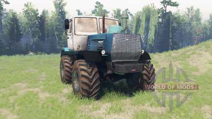 T 150K protótipo para Spin Tires