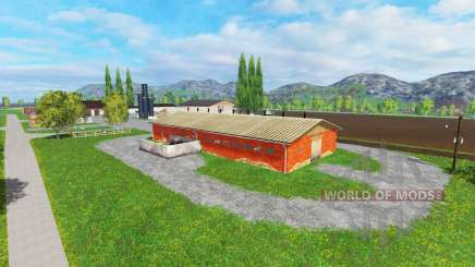 District of Breisgau v1.3 para Farming Simulator 2015