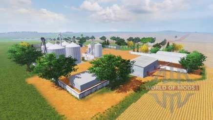 Estancia Santo Antonio v2.0 para Farming Simulator 2013