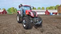 New Holland T8.435 red power para Farming Simulator 2015