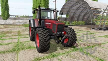 Fendt Favorit 818 v3.1 para Farming Simulator 2017