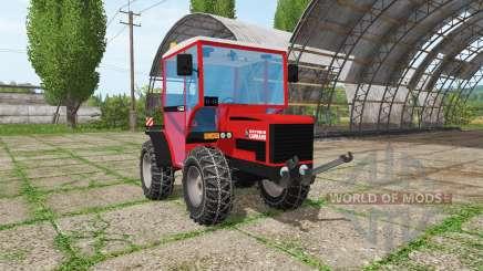 Antonio Carraro Tigretrac 3800 HST para Farming Simulator 2017