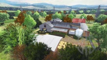 Bolusowo v4.1 para Farming Simulator 2013