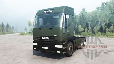 Iveco EuroTech para MudRunner