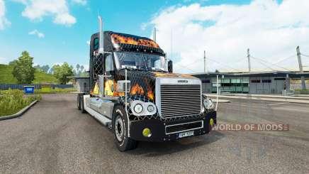 Freightliner Coronado v2.1 para Euro Truck Simulator 2