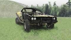 Hotrod para Spin Tires