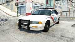 Gavril Grand Marshall belasco city police