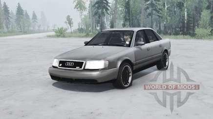 Audi S6 (C4) 1997 para MudRunner