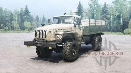 Ural 43206 v2.0 para MudRunner