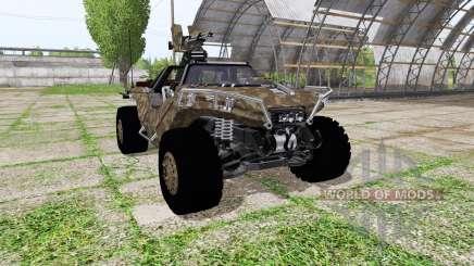 Warthog para Farming Simulator 2017