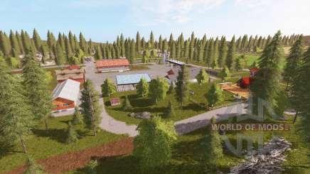 Hagestedt para Farming Simulator 2017