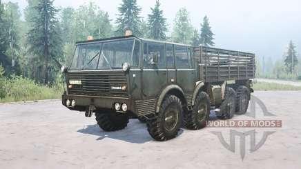 Tatra T813 para MudRunner