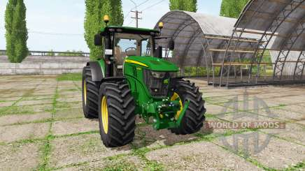 John Deere 6250R para Farming Simulator 2017