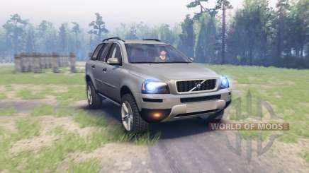 Volvo XC90 2009 para Spin Tires
