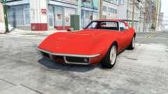 Chevrolet Corvette Stingray 1969 para BeamNG Drive