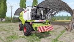 CLAAS Lexion 740 v2.0.1 para Farming Simulator 2017