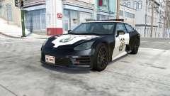 Hirochi SBR4 rockport police para BeamNG Drive