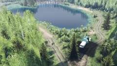 Cego lago