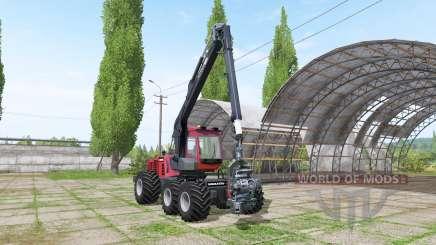 Komatsu 941 para Farming Simulator 2017