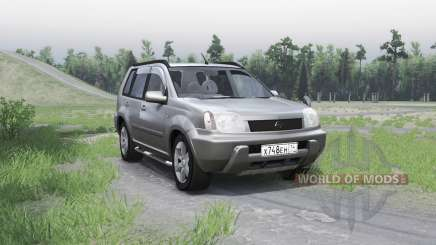 Nissan X-Trail (T30) para Spin Tires