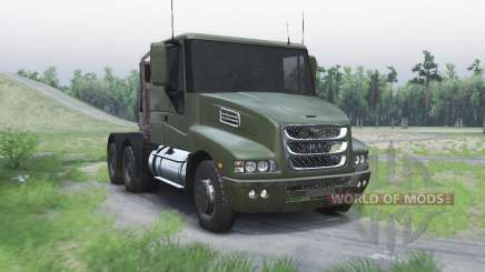 Iveco PowerStar para Spin Tires