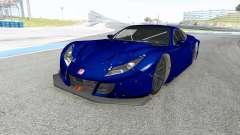 Honda HSV-010 GT500 Super GT para BeamNG Drive