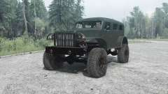 Dodge WC-53 Carryall (T214) 1942