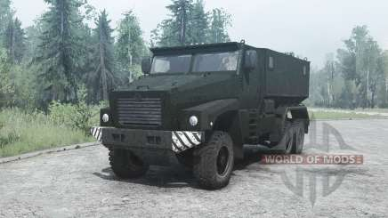 Ural Tufão (63095) para MudRunner
