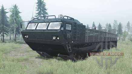 DT 30 Russky para MudRunner