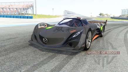 Mazda Furai concept 2008 para BeamNG Drive