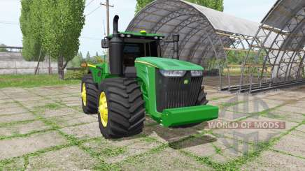 John Deere 9620R v1.1 para Farming Simulator 2017
