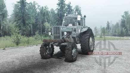 MTZ 82 de Belarusian para MudRunner