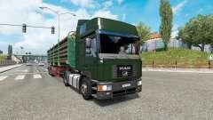 Truck traffic pack v2.4.1 para Euro Truck Simulator 2