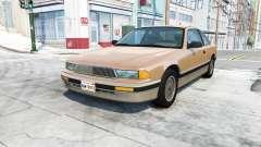 Gavril Grand Marshall coupe v1.1 para BeamNG Drive