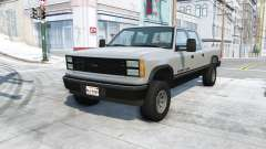 Gavril D-Series Crew Cab V10 para BeamNG Drive