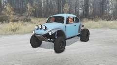 Volkswagen Beetle 1968 PreRunner