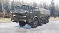 Tatra T813 TP 8x8 para MudRunner