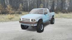 Chevrolet S-10 Extended Cab 1994